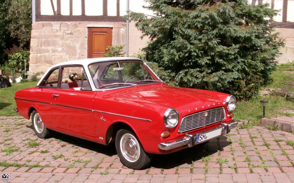 Ford Taunus 12m P4 TS Coupé